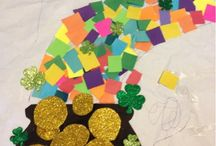 St. Patrick's day kid craft