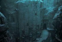 Fantasy, sci-fi helyszínek