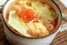 アジアン-スープ