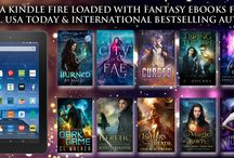Win a Kindle Fire / by Alicia Murphy