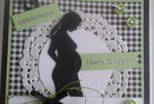 zwangerschaps kaarten