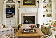 Living room / by Melinda Dugas