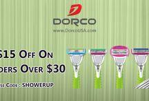 Dorco USA Coupon Codes
