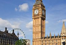 Amazing Structures - Clock Towers / by Sue Eleazer