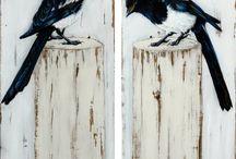 voorbeelden schilderijen