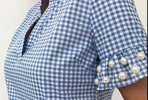 bluzeczki z perelkami
