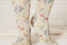 Fashion sokken / Braintree bamboe sokken in mooie kleuren en prints
