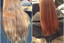 Stylist Amy K / The latest in Hairstyles, Haircuts, Haircolor, Ombre, Balayage, Salon Styles, Updo's, Wedding Hair, Current Styles, Cosmetology.