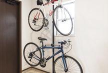 ロードバイク保管