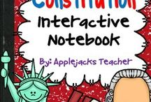 us constitution / by irene beach