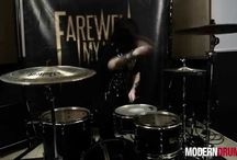 VIDEOS from Modern Drummer magazine / by Modern Drummer Magazine (Official)