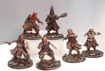 Frostgrave Miniatures