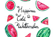 watermelons♡