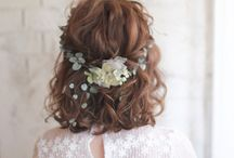 結婚式ヘアースタイル