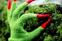 Gloves, Mitts and Fingerless Things