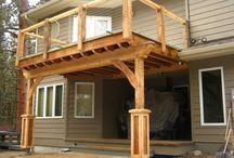 front balcony ideas