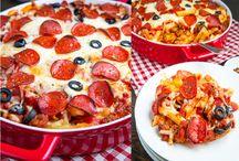 Pizza Receipes