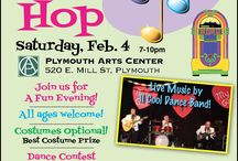 Concerts at the Plymouth Arts Center