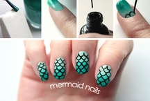 Nail magic / by Staci Bell