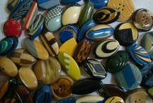 Buttons & Buckles / Delicious vintage and antique buttons