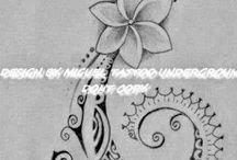 Polynesische Tatoeages