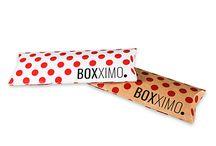 Kissenverpackung M / Kissenverpackung M vom Verpackungsshop Boxximo. Individuelle Kissenverpackungen & Schmuckverpackungen ab Auflage 1 Stück jetzt bei www.boxximo.de - Ihrem Verpackungsprofi im Internet.