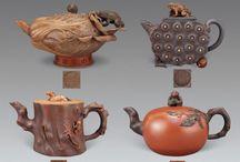 teapot(紫砂壶)