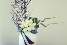 Original Creations / Arreglos florales creados por profesores, alumnos y directivos de CADE
