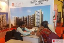 Kolhapur Property Exhibition / Goel Ganga Developments slayed the Kolhapur Property Exhibition which took place on January 7 & 8, 2017. Kolhapur witnessed some of the finest crafted homes, of which Goel Ganga Developments is a proud creator. Goel Ganga Developments' properties such as Ganga Elika, Ganga Florentina, Ganga New Town, Ganga Amber and Ganga Fernhill were the most preferred amongst the others. Cheers to the Kolhapur Property Exhibition and looking forward to many more in the coming years!