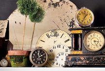 It's 5 O'cLoCk Somewhere / Clocks I love em all... big or small!!!  / by Dimitra Becker