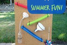 léto pro děti