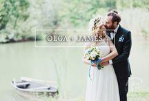 OLGA + JAMES / Rustic Wedding / Stodoła Wszystkich Świętych / Barn / photographer: Magdalena Piechota www.magdalenapiechota.com