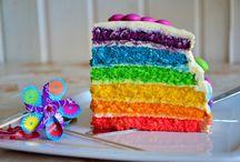 Kuchen backen / Rezepte