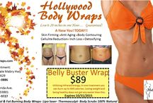 Hollywood Body Wraps (The Only Wrap That Works) / Hollywood Body Wraps Has been helping the Lakeland & Tampa Area Slim Down in a safe and healthy way since 2006! Come See How it works and how easy it is for You to feel and look GREAT!