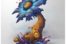 Plant Concept #2 by icecold555.deviantart.com on @deviantART
