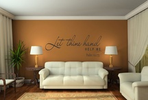 Home—Wall Decor / by Wendy Abel