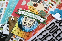 Brings to mind a Cocoa Daisy kit (DT) / Things that reminded our Design Team of one kit or another, in hopes of inspiring you! / by Cocoa Daisy Scrapbooking