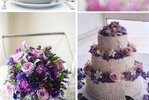 Moodboard Hochzeitspapeterie Victoria & Daniel / Moodboard Hochzeitspapeterie Victoria & Daniel rose, violett, grün, grau