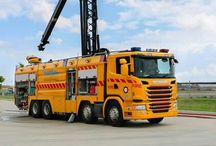 W World Fire Rescue (1)-(1)-(1)-(1) / European Aerial Frefighter Combat Trucks.