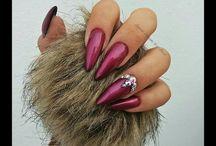 Unique nail designs by me