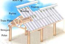 Roof / pole barn