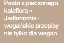 Weganskie