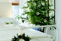 bedrooms with X_mas tree