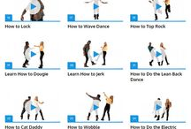 dansinstructies contempory
