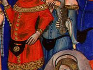 Late medieval nobleman clothing reference
