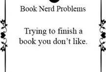book nerd's musings