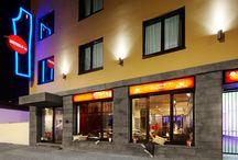 25hours Hotel Frankfurt by Levi's / Der Hotelname ist Programm und zeigt Freundschaft zwischen 25hours und dem Fashion-Klassiker Levi's.