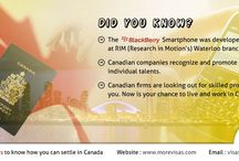 Live and Work in Canada / To make your Canadian immigration a success and comfortable one, you can use MoreVisas's services. We are an emrging immigration service provider for different countries and we were established in the year 2003. Before applying for Canada immigration, it will be useful for you to have a prior assessment of eligibility. We offer Free Assessment service to enable our clients realize their eligibility and prepare themselves for migration to Canada.
