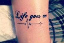 Tattoo ideas / by Kelly Kerzman