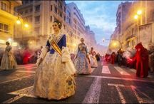 Las Fallas - Valencia, Spania 15-19 mars